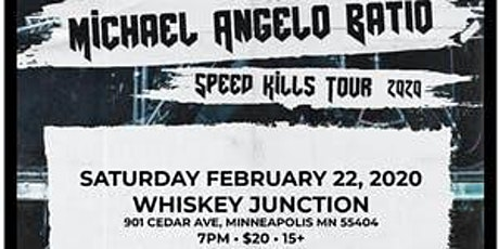 Michael Angelo Batio tickets