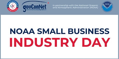 2020 NOAA Small Business Industry Day tickets