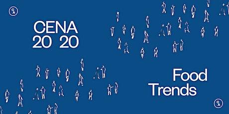 CENA 2020 _ Food Trends boletos