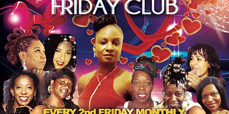 "STOKEY FRIDAY CLUB - ""IT'S A VALENTINES TING"" tickets"