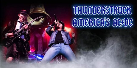 America's AC/DC THUNDERSTRUCK at the Capitol Room tickets