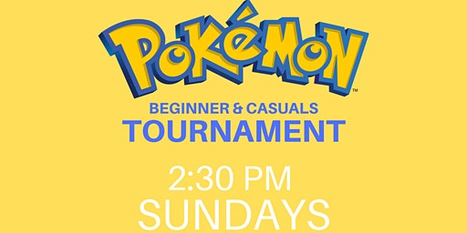 Beginners Pokemon Tournament