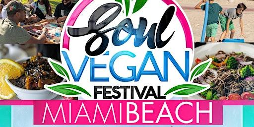 3rd Annual Soul Vegan Festival