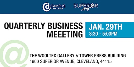 Campus District Quarterly Business Meeting
