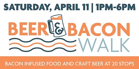 Beer and Bacon Walk tickets