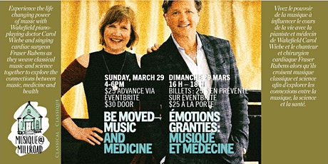 Be Moved: Music and Medicine with Concert Docs tickets