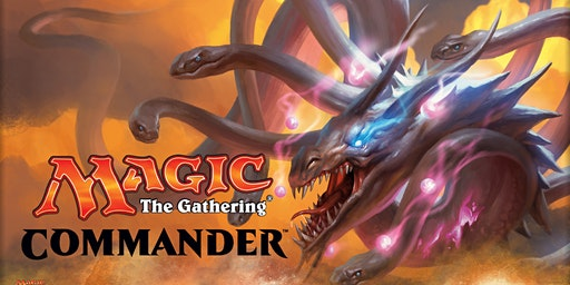 MTG Commander League