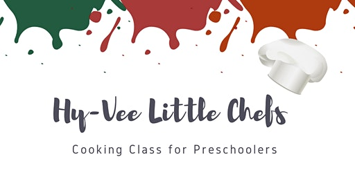 Little Chefs SATURDAY: Valentine's Day Edition Cooking Class at West Circle Hy-Vee