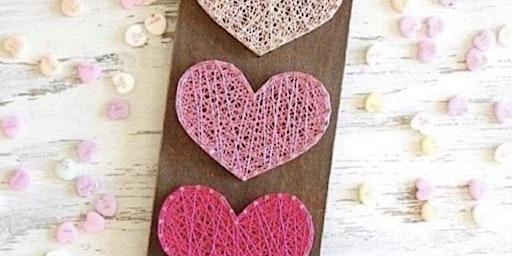 Single Mom's Valentine Workshop
