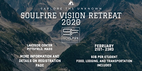 SoulFire Vision Retreat 2020 tickets