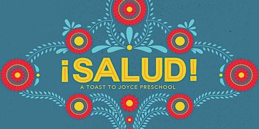 Fourth Annual ¡Salud! Dinner Supporting Joyce Preschool