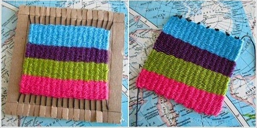 Creation Lab: Woven Placemats