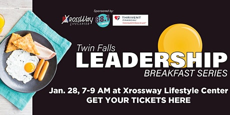 January 2020 Twin Falls Leadership Breakfast tickets