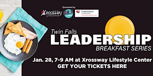January 2020 Twin Falls Leadership Breakfast