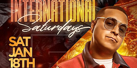 "The #1 Saturday Night Dance Party in Astoria ""Int'l Saturdays"" @ Fusion tickets"