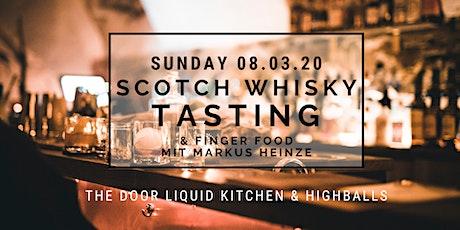 The Door - Sunday SCOTCH WHISKY Tasting mit MARKUS HEINZE Tickets