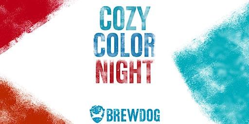 Cozy Color Night