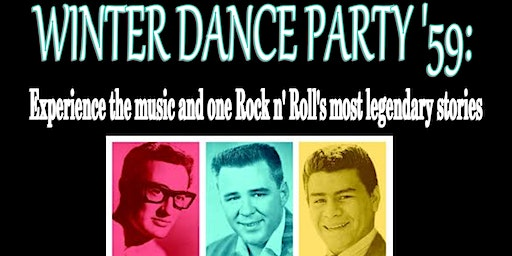 Winter Dance Party 1959- The Day the Music Lived!