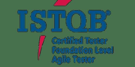 ISTQB® Foundation Level- Agile Tester Training and Exam - Winnipeg tickets