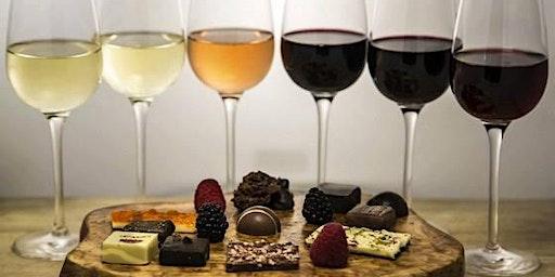 Wine, Cheese and Chocolate Class