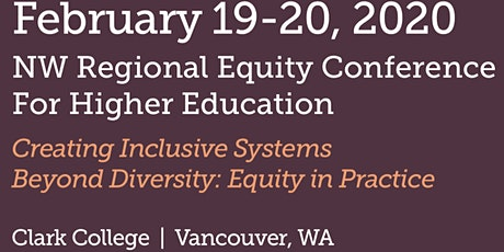 NW Regional Equity Conference: Budget Transfer tickets