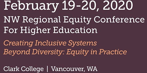 NW Regional Equity Conference: Budget Transfer