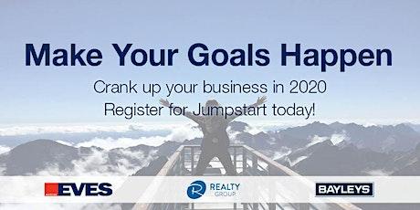 Jumpstart 2020 tickets