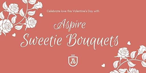 Aspire Sweetie Bouquets