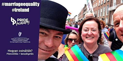 Pride Academy: Az ír egyenlő házasság története
