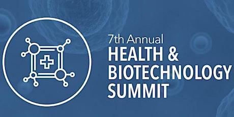 2020 Health & Bio Technology Summit tickets