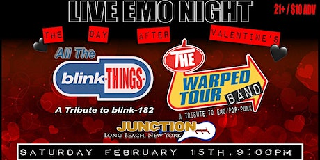 The Warped Tour Band ft. All the Blink Things !  Emo/Pop-Punk & Blink 182 tickets