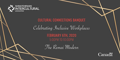 Cultural Connections Banquet - Celebrating Inclusive Workplaces
