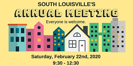 South Louisville's Annual Meeting tickets