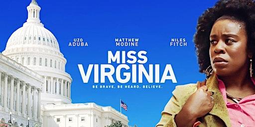 Movie Screening:  Miss Virginia starring Uzo Aduba