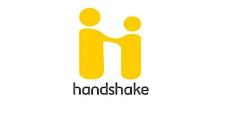 Introducing Handshake; Peirce's Job Board (Webinar) tickets