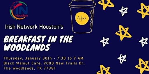 Irish Network Houston Business Breakfast (Woodlands)