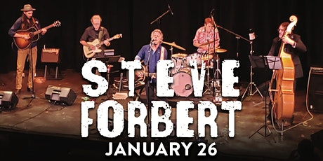 Steve Forbert & The New Renditions (Matinee Show) tickets