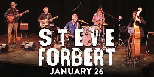 Steve Forbert & The New Renditions (Matinee Show)