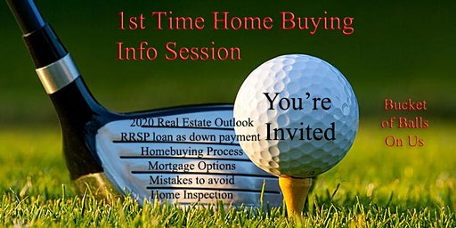 FREE 1st Time Home Buyer Info Session  Hosted by Mylyne & Associates