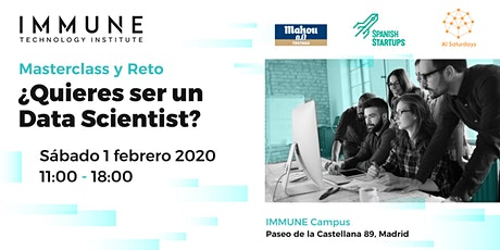 ¿Quieres ser un Data Scientist? entradas