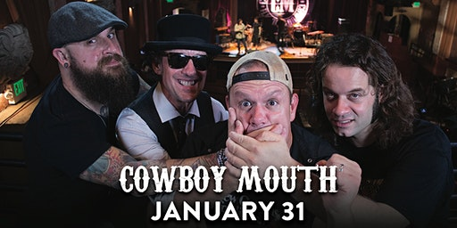 Cowboy Mouth w/ Lauren Calve