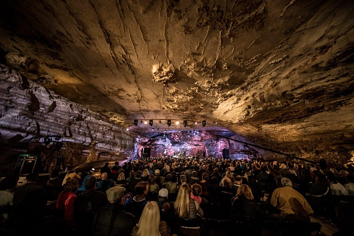 The Dead South in The Caverns with The Reverend Peyton's Big Damn Band image