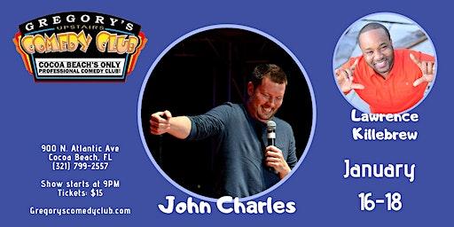 John Charles w/ Lawrence Killebrew! 1/16-18