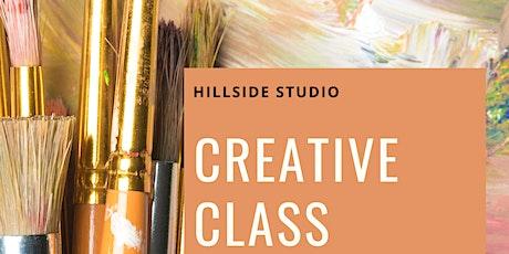 Creative Art Class tickets