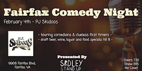 Fairfax Comedy Night! tickets
