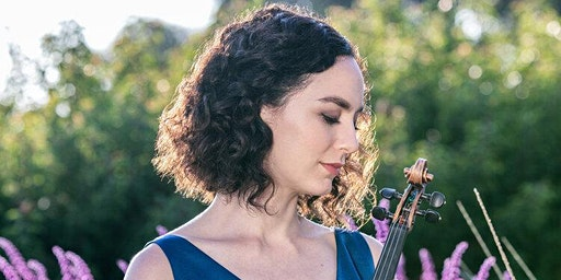 House Concert & Dinner with Francesca dePasquale, violin