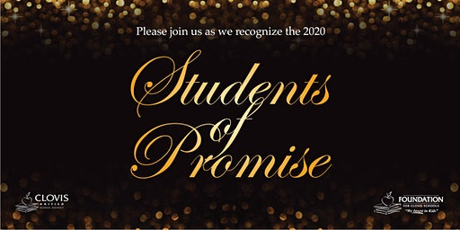 2020 Students of Promise Scholarship and Awards Gala