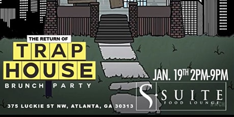 TRAP HOUSE BRUNCH tickets