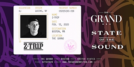 State Of The Sound // Z-TRIP // 2.12.20 tickets