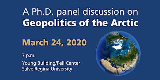 Geopolitics of the Artic